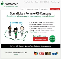 Grasshopper phone reviews