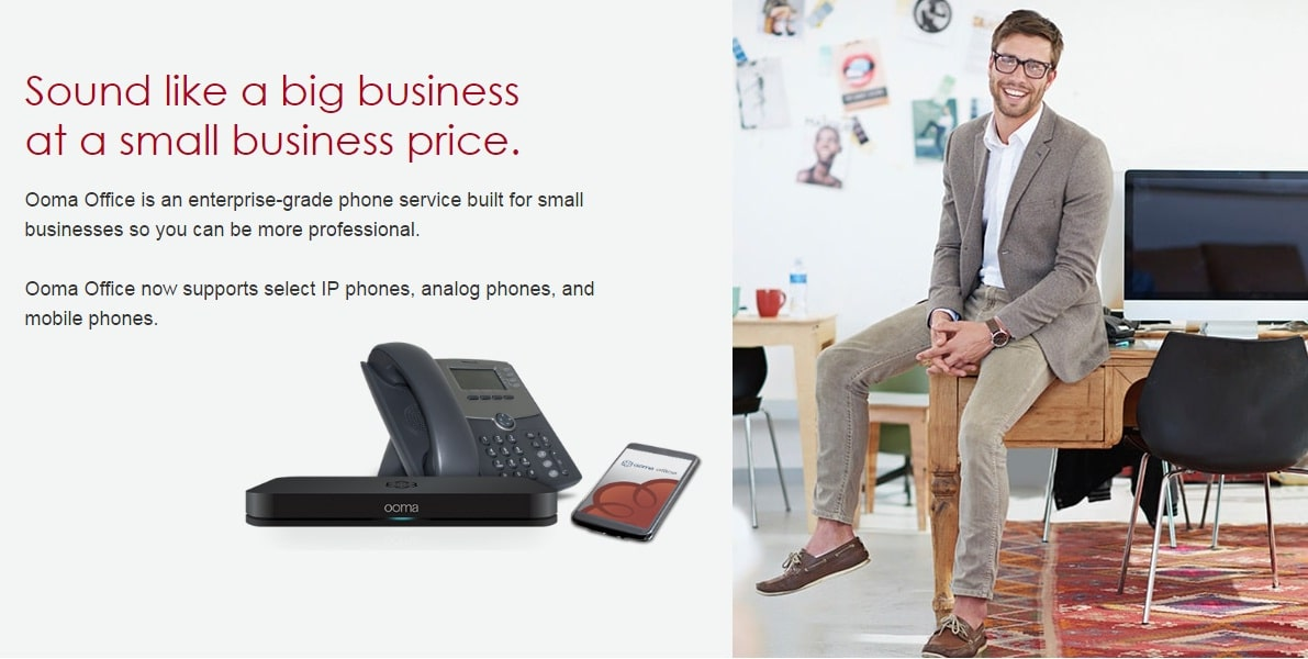 Ooma Business
