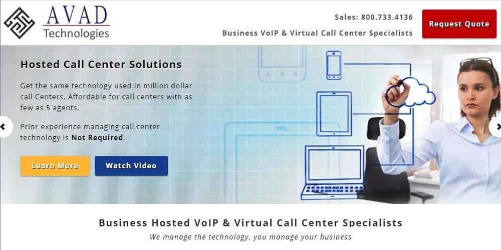 Avand Technologies VoIP