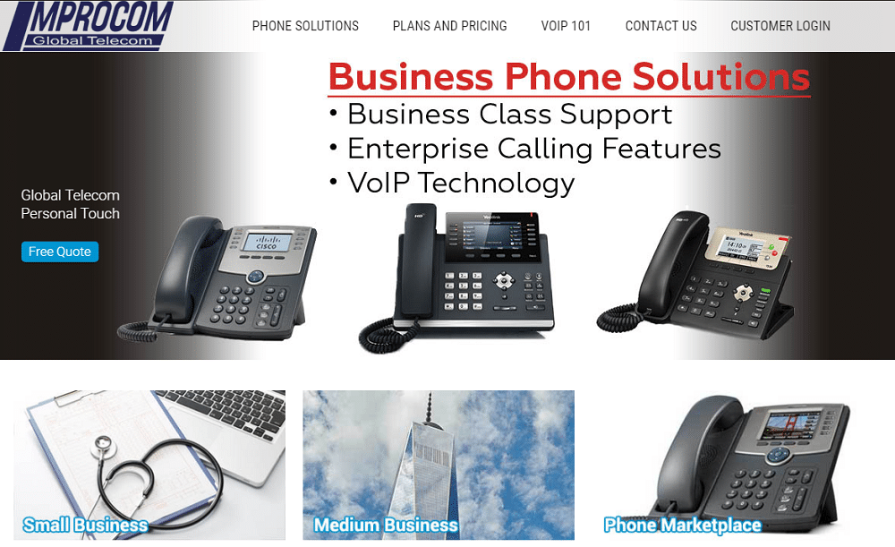 Improcom VoIP