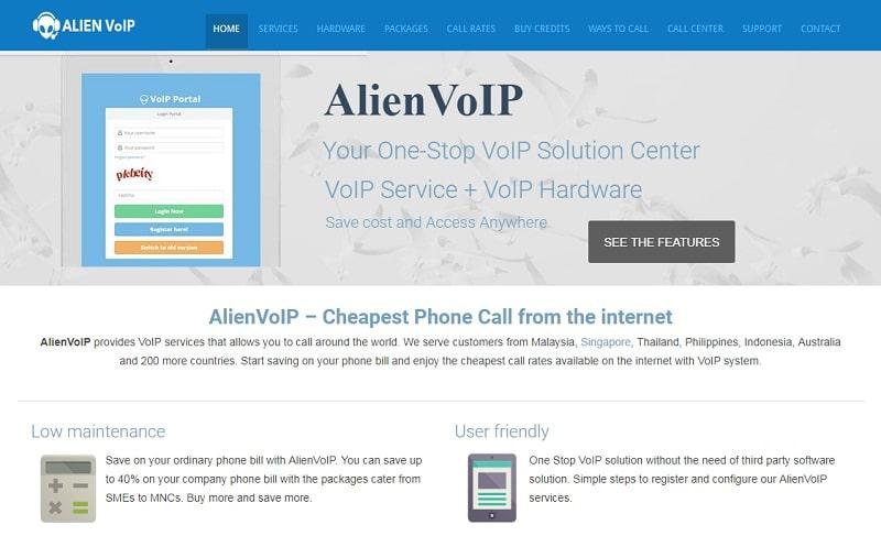 AlienVoip