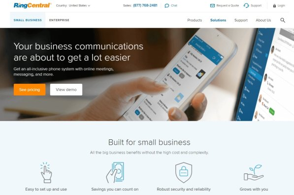 RingCentral-Office-Homepage