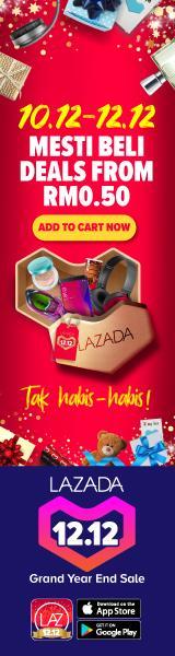 Tak Habis Lazada Vouchers